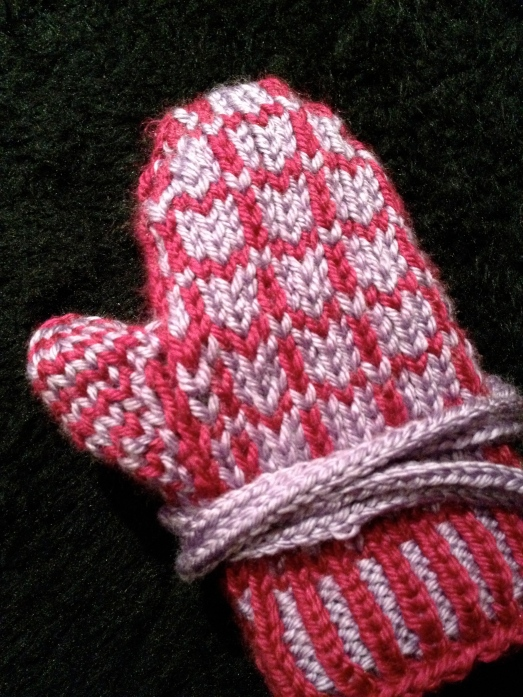 Another pair of mittens!!
